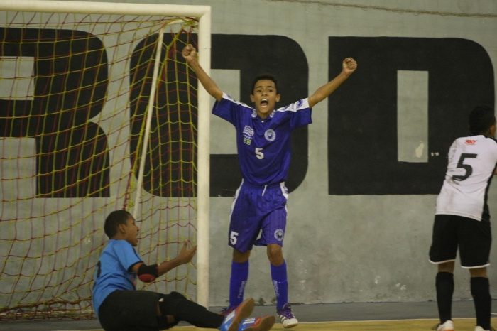 Fotos da 11ª Copa Expresso de Futsal (Sub 13)