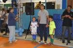 Fotos da abertura do 15º Copa Gremetal de Futsal