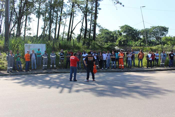 Trabalhadores da SGS aprovam proposta da empresa