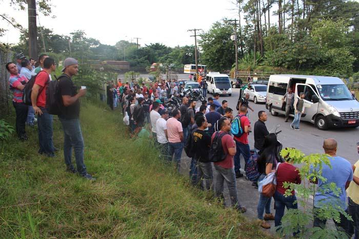 Paralisação da Petrobras e empresas terceirizadas