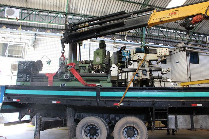 Ação trabalhista resulta em penhora de bens na Metalúrgica Ramos