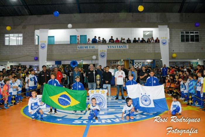 Fotos da 19ª Copa Gremetal de Futsal 2018