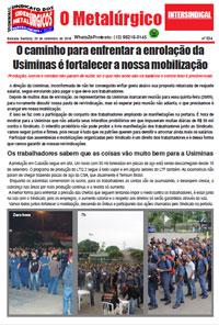 O Metalúrgico #534 (20/09/2018)