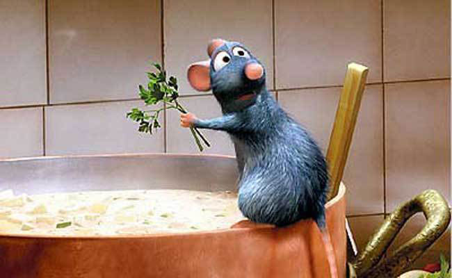 Ratos estão invadindo o refeitório central na Usiminas