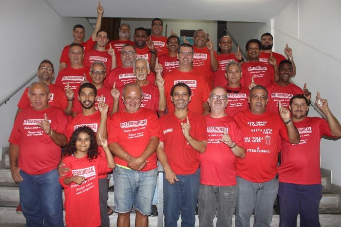 Juntos com os metalúrgicos e o conjunto da classe trabalhadora fortalecer a luta contra os ataques dos patrões e dos governos