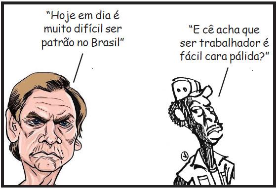 Reforma Sindical: Bolsonaro ataca sindicatos de luta para continuar retirando direitos dos trabalhadores