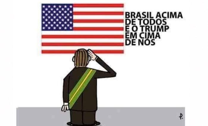 Trump ameaça com taxação do aço se Bolsonaro não atender seu pedido