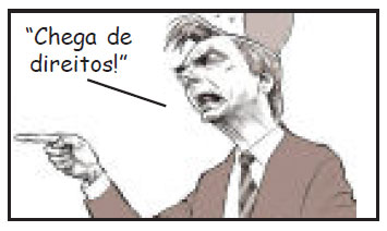 Bolsonaro segue tentando acabar de vez com direitos dos trabalhadores