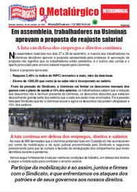 O Metalúrgico - Especial Usiminas # (30/10/2020)