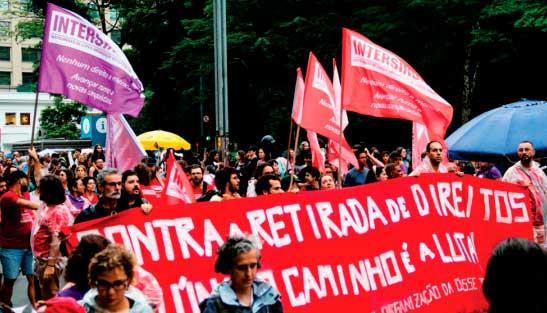 Dia internacional de luta das mulheres trabalhadoras