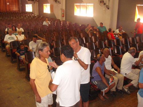 Fundação da Associação dos Anistiados Políticos Metalúrgicos da Baixada Santista