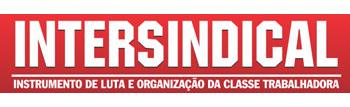 Logotipo da INTERSINDICAL - Instrumento de Luta e Organização da Classe Trabalhadora