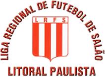 Logotipo da Liga Regional de Futebol de Salão do Litoral Paulista